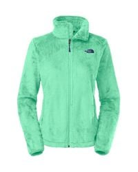 The North Face - Green 'osito 2' Jacket - Lyst