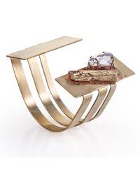 Noritamy | Metallic Gt Layered Bracelet | Lyst