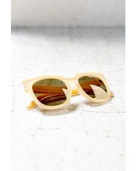 Quay | Natural X Amanda Steele Envy Sunglasses | Lyst