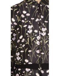 Giambattista Valli - Black - Tweed Jacket - Women - Acrylic/polyamide/polyester/virgin Wool - 46 - Lyst