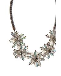 Coast - Blue Foxy Fenella Necklace - Lyst