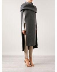 Calvin Klein - Gray 'Warrick' Coat - Lyst