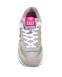 New Balance | Core Plus Collection Sneaker in Gray | Lyst
