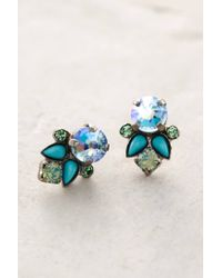 Sorrelli | Blue Peaseblossom Earrings | Lyst