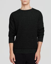Theory - Black Excavate Danen Sweater for Men - Lyst