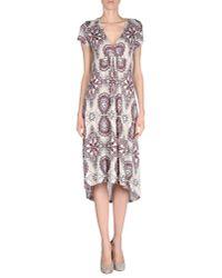 Odd Molly - White Knee-length Dress - Lyst