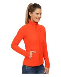 Adidas | Orange Hiking Reachout Jacket | Lyst