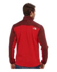 The North Face - Red Momentum Jacket for Men - Lyst