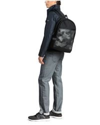 BOSS Green | Black Rucksack: 'torston' In Nylon for Men | Lyst