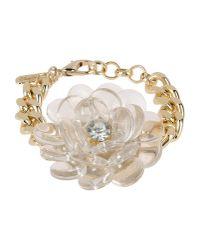 Blugirl Blumarine | Metallic Bracelet | Lyst