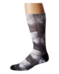 Huf | Gray Ari Sublimated Photo Sock | Lyst