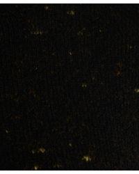Eskandar - Brown Scrunch Neck Wool Knit Dress - Lyst