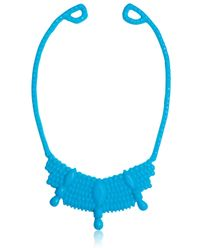 Mariah Rovery | Blue Colar Rainha Necklace | Lyst