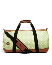 Mi-Pac - Green Mi Pac All Stars Duffle Bag - Lyst