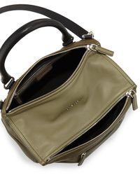 Givenchy - Natural Pandora Medium Tricolor Shoulder Bag - Lyst