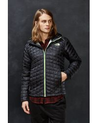 The North Face | Gray Thermoball Hoodie Jacket for Men | Lyst