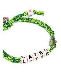 Venessa Arizaga - Green 'later Gator' Bracelet - Lyst