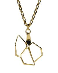 Vionnet | Metallic Necklace | Lyst