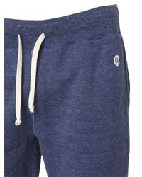 Todd Snyder - Blue Cotton Jersey Jogging Pants for Men - Lyst