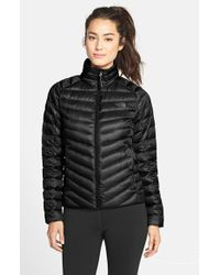 The North Face Black 'Tonnerro' Down Jacket