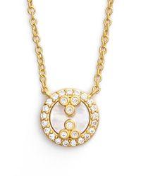 Freida Rothman - Metallic 'visionary' Pendant Necklace - Lyst