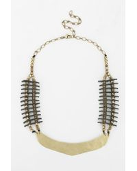 Urban Outfitters | Metallic Marisa Haskell X Uo Statement Necklace | Lyst
