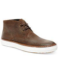 Steve Madden | Brown Fedder Sneakers for Men | Lyst