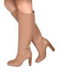 Dorothee Schumacher | Natural New Obsession Boot 41cm | Lyst