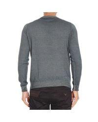 Cruciani - Blue Sweater Man for Men - Lyst