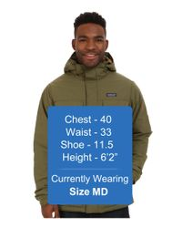 Patagonia - Green Isthmus Parka for Men - Lyst