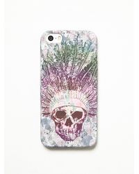 Free People - Multicolor Print Rubber Iphone 5/6 Case - Lyst