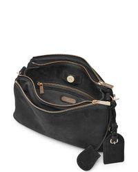 Vanessa Bruno - Leather Shoulder Bag - Black - Lyst