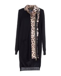 Just Cavalli - Black Cardigan - Lyst