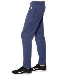 Todd Snyder | Blue Cotton Jersey Jogging Pants for Men | Lyst