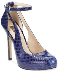 INC International Concepts - Blue Women'S Lucey Pumps - Lyst