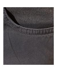 Current/Elliott - Gray The Slouchy Carrot Boyfriend Jeans - Lyst