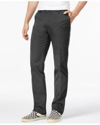 Quiksilver | Gray Everyday Chino Pants for Men | Lyst