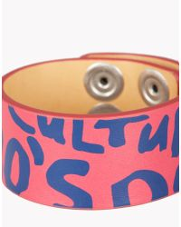 DSquared² | Pink Pop Print Armlet for Men | Lyst