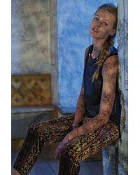 Anthropologie | Black Empress Beaded Necklace | Lyst