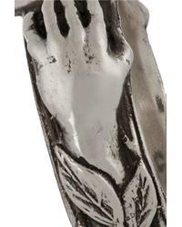 Pamela Love - Metallic Aeternum Silver Ring - Lyst