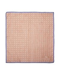 Chester Barrie | Natural Spot Patterned Pocket Square for Men | Lyst