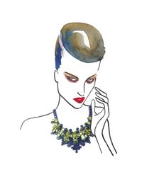 EK Thongprasert - Blue Queen Necklace - Lyst