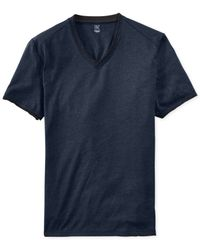 INC International Concepts | Blue Cabo V-neck T-shirt for Men | Lyst