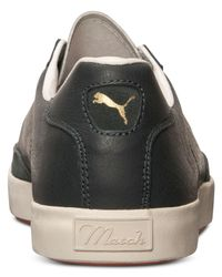 PUMA - Gray Men's Match Vulc Casual Sneakers From Finish Line for Men - Lyst