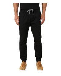 Volcom - Black Frickin Jogger Pants for Men - Lyst