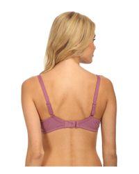Le Mystere - Purple Lace Tisha Bra 965 - Lyst