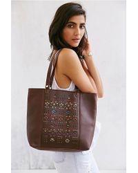 Pendleton - Brown Thomas Key Lasercut Tote Bag - Lyst