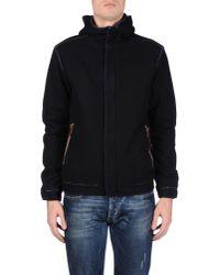 CoSTUME NATIONAL - Black Jacket for Men - Lyst