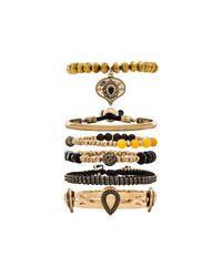 Samantha Wills - Multicolor Dawns Whisper Bracelet Set - Lyst