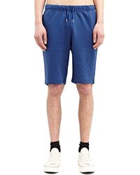 Sunspel - Blue 男裝及膝短褲 for Men - Lyst